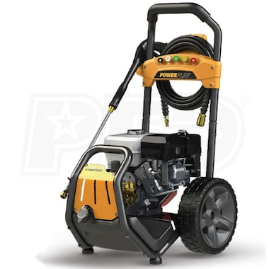 Powerplay Streetrod Semi-Pro 2600 PSI (Gas - Cold Water) Pressure Washer w/ Honda Engine