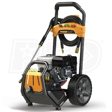 Powerplay Streetrod Semi-Pro 3300 PSI (Gas - Cold Water) Pressure Washer w/ Honda Engine
