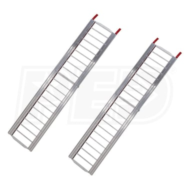 Rush Double Jointed Aluminum Packable Ramps