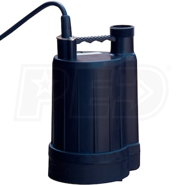 "Multiquip YELLOWSUB - 33 GPM (1-1/4"") Submersible Utility Pump"