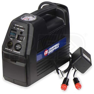 Campbell Hausfeld Cordless Inflator & Power Supply