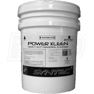 Syntec Pro Power Kleen Vinyl & Aluminum Siding Cleaner (40lb Container)