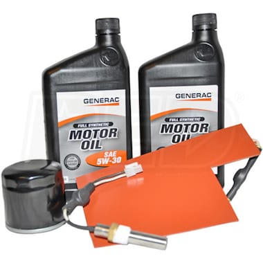 Generac Cold Weather Kit for Core Power w/ Synthetic Oil