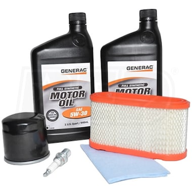 Generac Maintenance Kit for 7 kW CorePower w/ Synthetic Oil