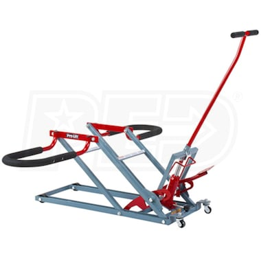 Pro-Lift 350 LB. Hydraulic Lawn Mower Lift