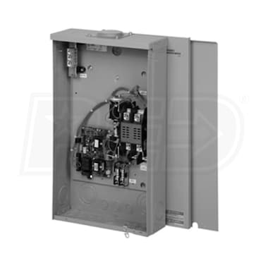 Gillette 200-Amp Industrial Automatic Transfer Switch for 25-41kW Diesel Generators
