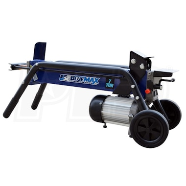 Blue Max 7-Ton Horizontal Electric Log Splitter