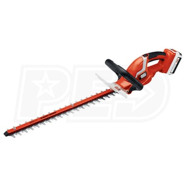 "Black & Decker (24"") 40-Volt Lithium-Ion Cordless Hedge Trimmer"