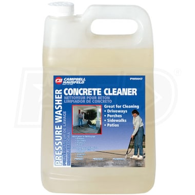Campbell Hausfeld Concrete Cleaner