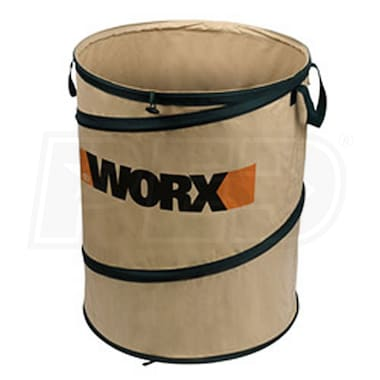 Worx Pop Up Leaf Bag
