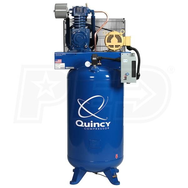 Quincy 253DS80VCB20