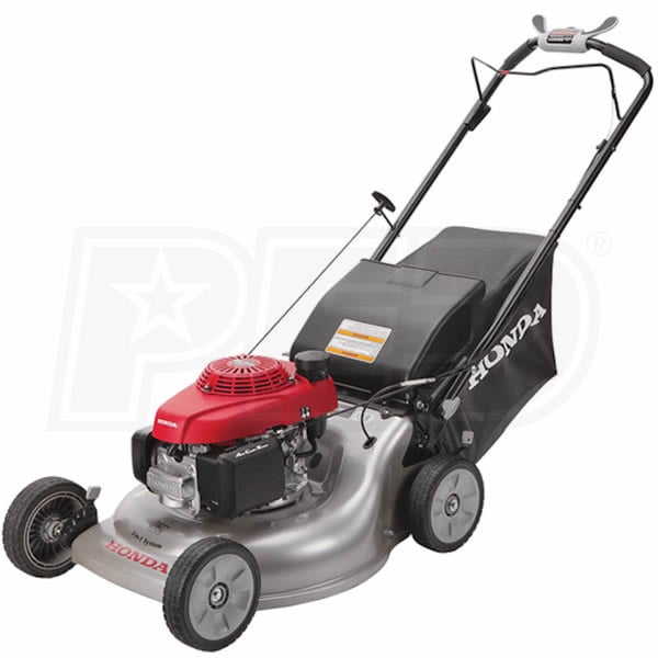 Honda Hrr216vka 21 Quot 160cc 3 In 1 Self Propelled Lawn